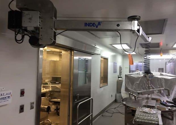 Pharmaindustrie entscheidet sich für INDEVA Technologie