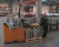 beer drums manual handling