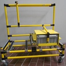Batterietrolley-AGV
