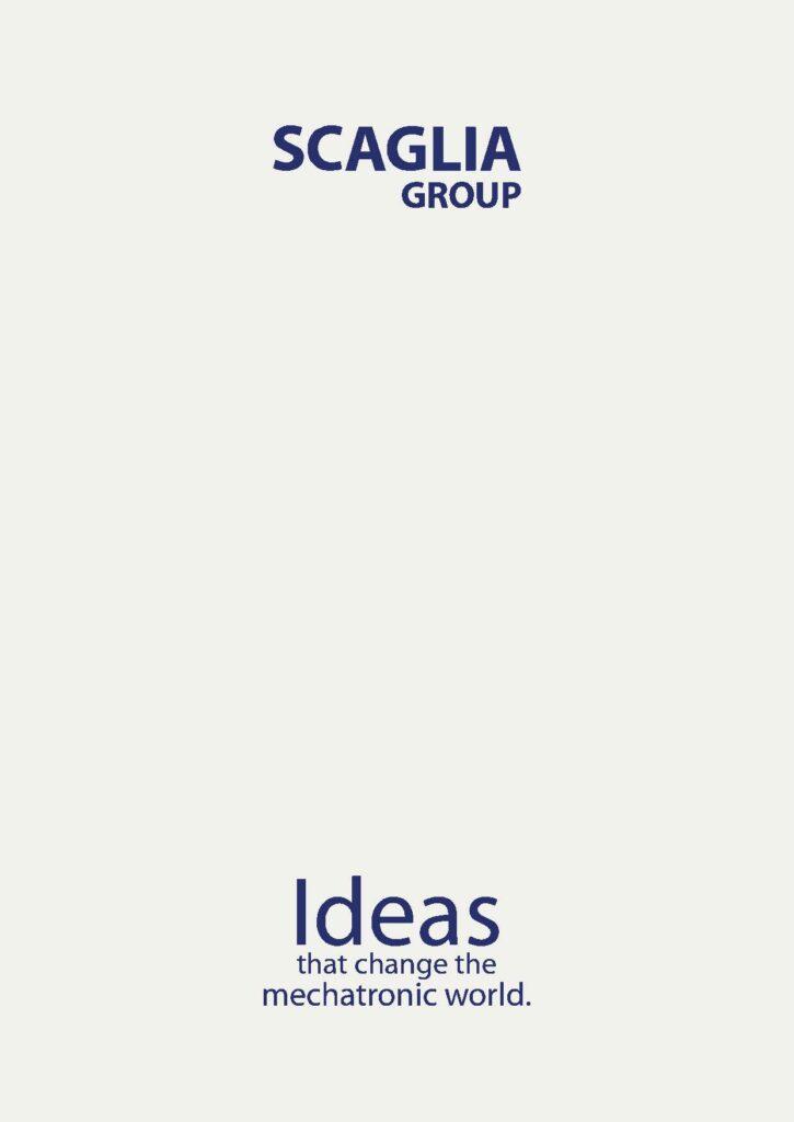 Profilkatalog der Scaglia-Gruppe