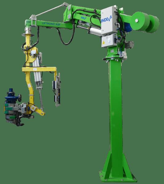 liftronic air Säule + Arm