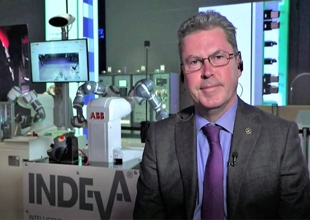 AGV INDEVA im Innovationstunnel