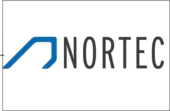 Nortec 2020 Messe in Deutschland. Das ist das Logo
