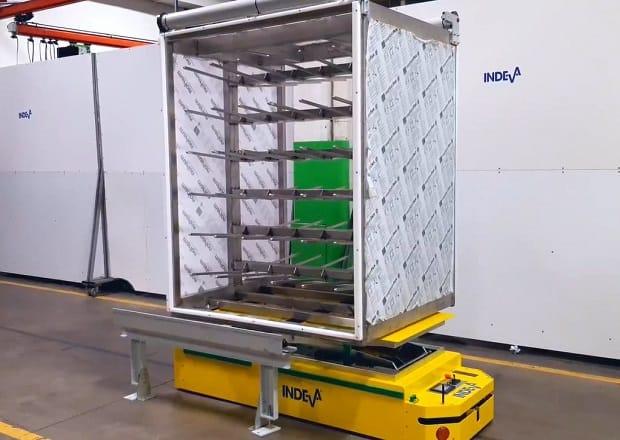 AGV für Lasten bis zu 650 kg